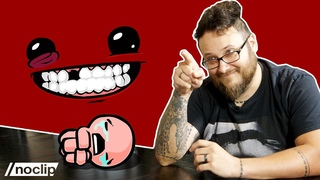 Edmund McMillen Breaks Down His Game Design History (Meat Boy, Isaac & More) | Noclip