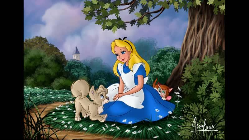 Юбилей книги Алиса в стране чудес