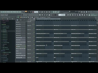 HOW TO MAKE A PLUGG BEAT IN FL STUDIO /  TUTORIAL PLUGG
