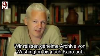 Julien Assange : nous revendiquons nos droits sur l'histoire du monde
