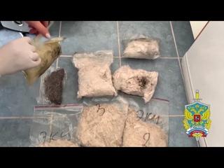 Подмосковными полицейскими задержан мужчина, подозреваемый в сбыте более 2 килограммов мефедрона