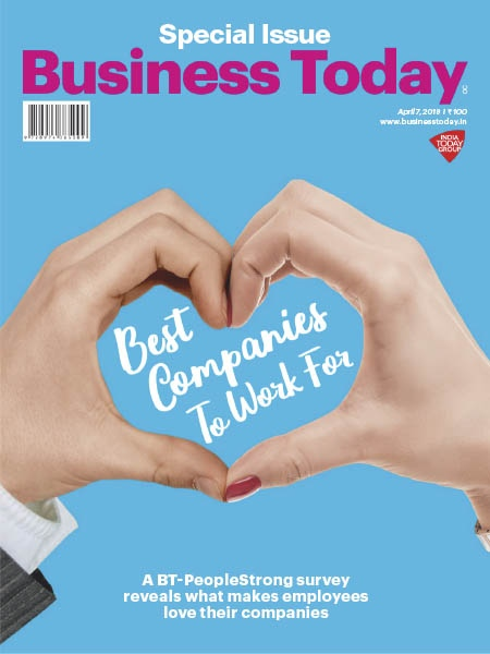 Business Today 04.2019