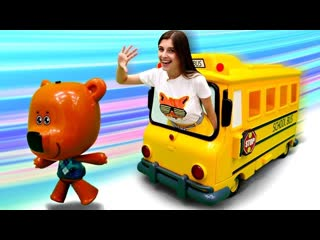ToyFriendTV    Ми-ми-мишки - Лисичка ищет Кешу - Мультики для детей. Игрушки Мимимишки в ToyClub