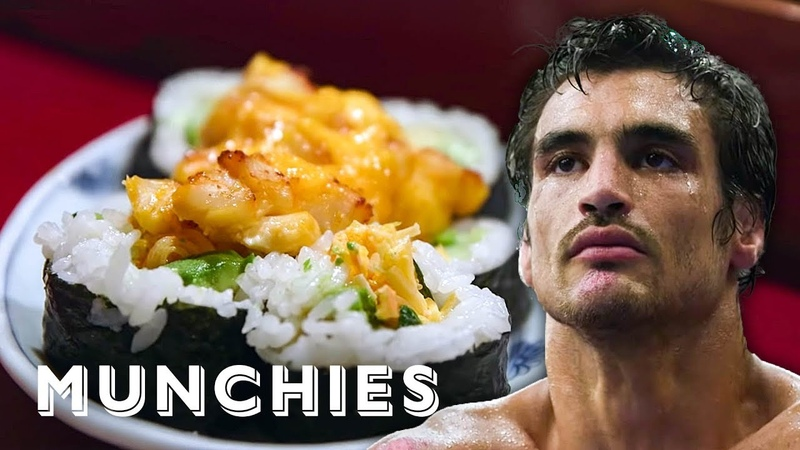 The Pescatarian Diet of Kron Gracie MMA Fighter