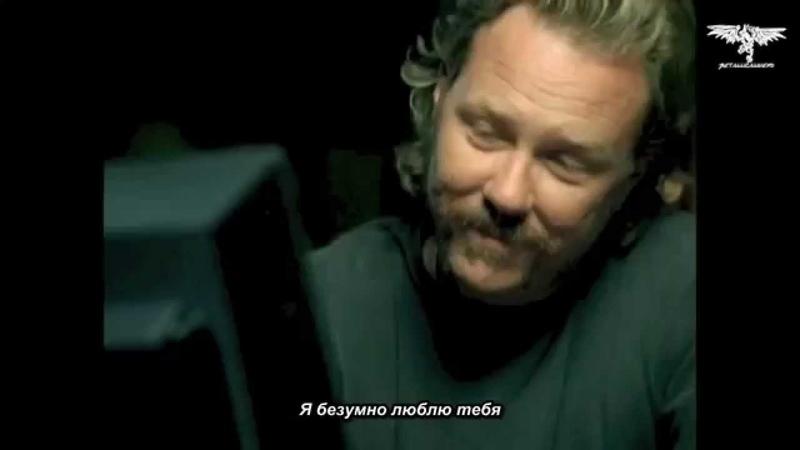 Хэтфилд и Ульрих признались друг другу в безумной любви в рекламе AOL 2003 год