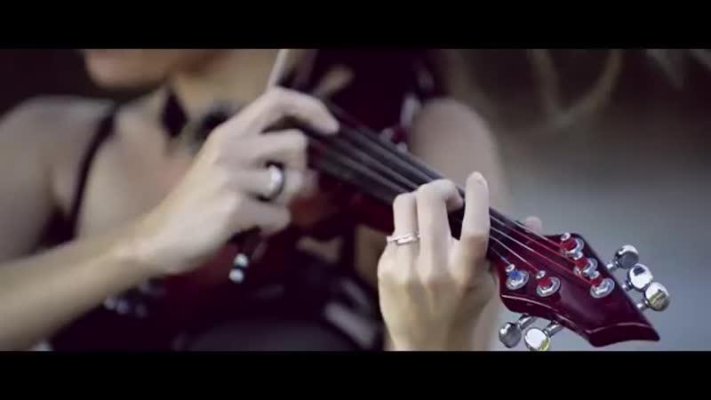 BlackJack Caitlin De Ville Electric Violin Original .mp4