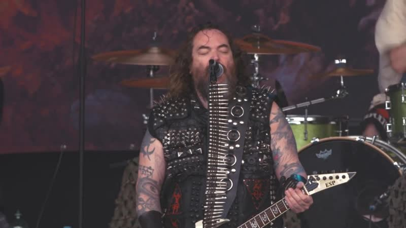 SOULFLY Prophecy Bloodstock Open Air 2019