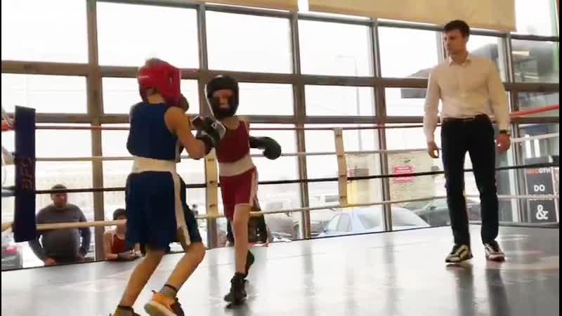 Соревнования по боксу в Выборском районе🔥👊