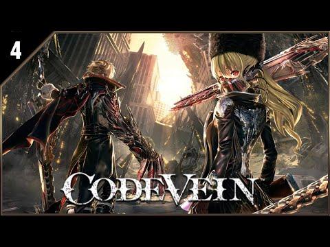 Code Vein ★ Стрим 4 — Первый Хранитель