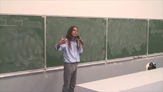 L'Univers (Partie 10/11). Cours « tout public » Aurélien Barrau. Big Bang: problèmes