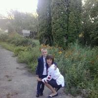 Фотография страницы Юли Святохи ВКонтакте