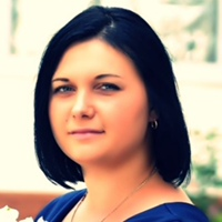 Фотография страницы Виталины Каптёл ВКонтакте