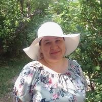 Фотография страницы Евгении Гусевой ВКонтакте