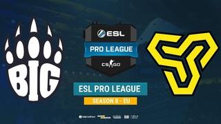 BIG vs Space Soldiers - ESL Pro League S8 EU - bo1 - de_dust2 [ceh9]
