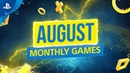 PS Plus - August 2019 WipEout Omega Collection Sniper Elite 4