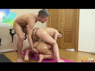 Fakehuboriginals canela skin  violetta aka kristina soul dirty yoga teacher new porn 2018