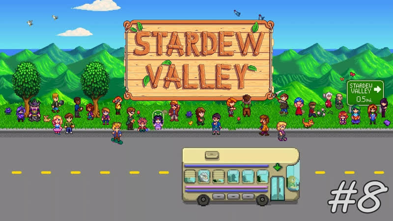 Stardew Valley Домашний очаг BreathlessRose