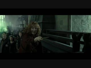 Molly weasley vs bellatrix lestrange 2025
