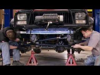 Jeep Comanche Suspension Upgrades