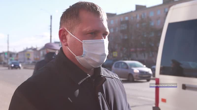 Улан удэнцы вне закона Как маска может спасти от COVID 19 и уберечь от штрафа