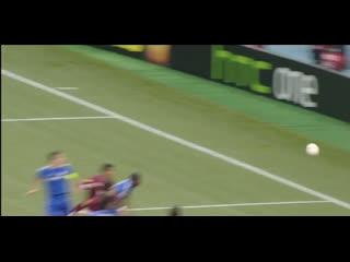 Иван Маркано 1:1 Рубин  Челси ответный матч 1/4 финала Лиги Европы 2012/2013