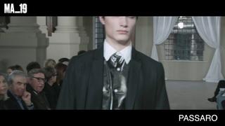 LCFMA19 Menswear Catwalk show - January 2019