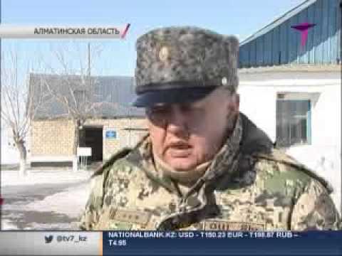 Пограничные заставы Казахстанско Китайской границы