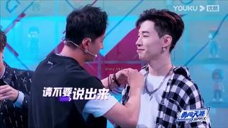 [Street Dance of China season 4] Hangeng and Henry
