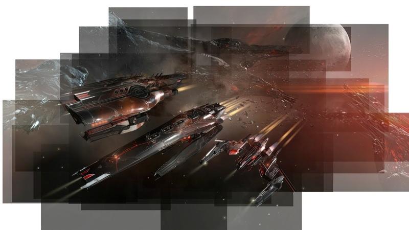 Eve Online Новые бездны пора их протестировать