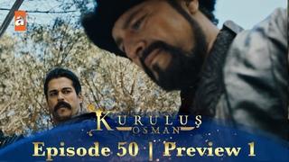 Kurulus Osman Urdu   Episode 50 Preview 1