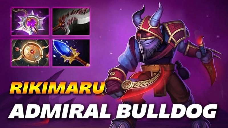 AdmiralBulldog Rikimaru IMBA AGHANIM Dota 2 Pro Gameplay