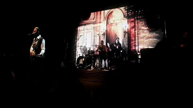 Lacrimosa Nach dem Sturm Live in México City 15 03 2019