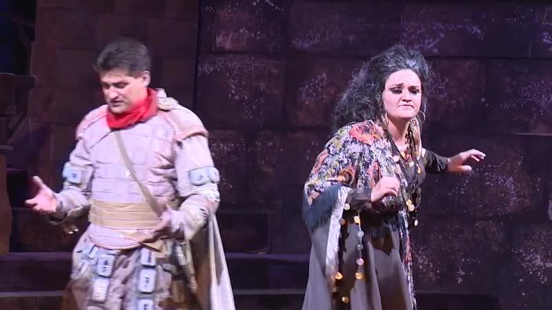 Julia Pronyaeva- Condotta ellera in ceppi-il Trovatore- G.Verdi