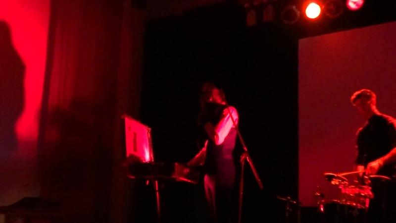 Distel Live WGT 2015 Kuppelhalle(Kantine)