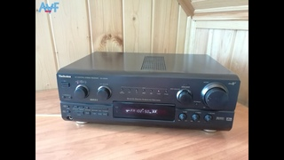 Technics SA DX 930  Видеообзор