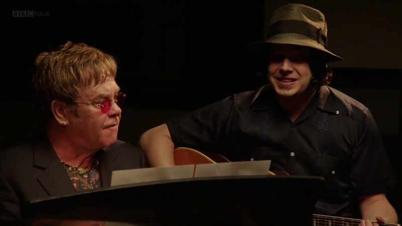 Elton John Two Fingers of Whiskey American Epic Sessions