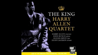 Harry Allen Quartet - The King