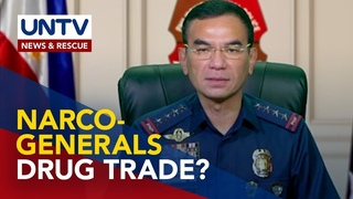 PNP to probe 9 generals allegedly involved in drug trade