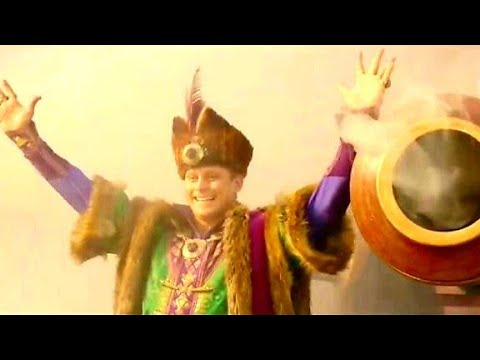 Disney s Aladdin 2019 Prince Anders Bombs His Boat Deleted Scene