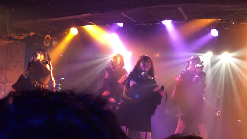 THERE THERE THERES - Orange slumbers 「AQBI DIG 05」 @新宿LOFT 03/06/2018