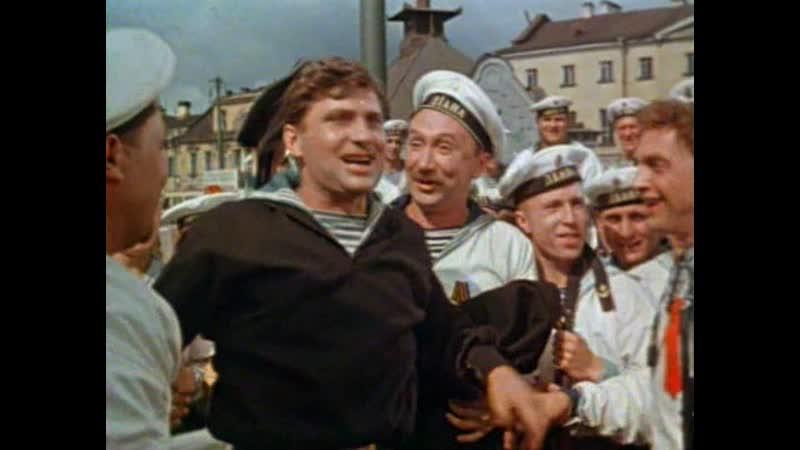 ● 1957 Балтийская слава советский военный фильм