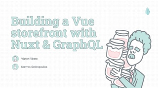 Building a  storefront with  & GraphQL | Fast headless eCommerce