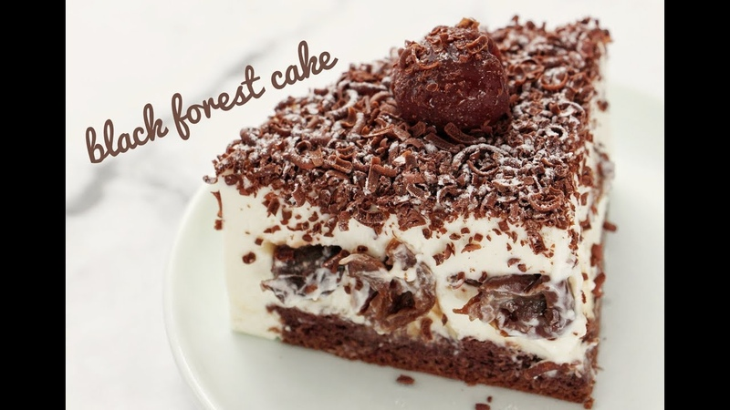 Black forest cheese cake Foret noir cheesecake 黑森林芝士蛋糕