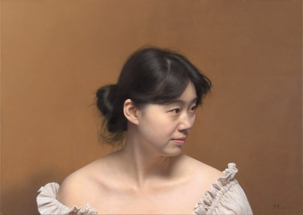 Китайский художник Лэн Цзюнь создает потрясающе реалистичные картины