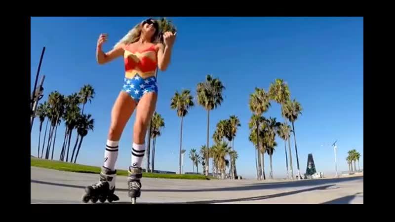 Modern Talking style 80s - Goodbye, Babe Girl. Magic walking extreme fantasy sno_x264