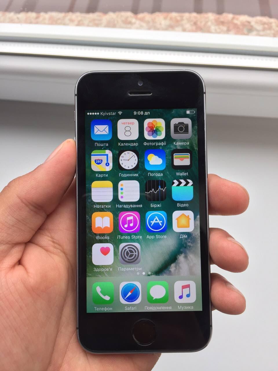 Iphone 5s Оригінал на 32GB.