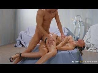 [brazzers] bella rolland chain linked fuck(high heels,brunette,sex,hardcore,facial)