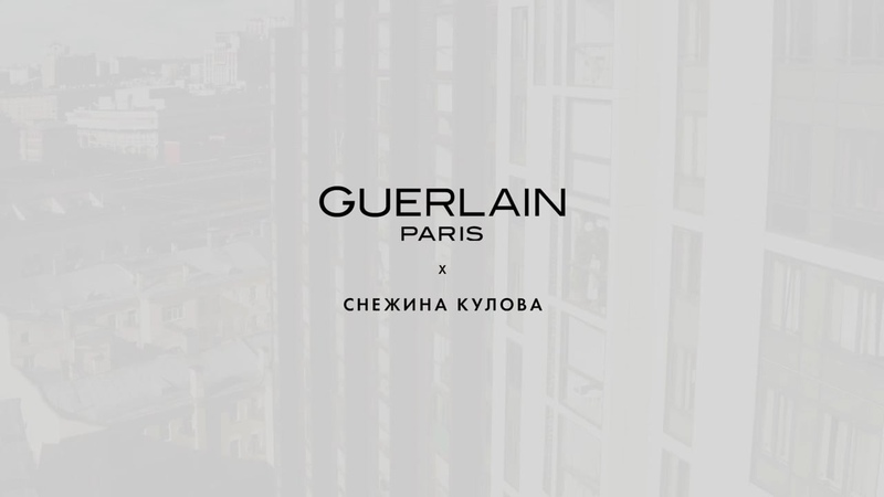 Shoot for Marie Claire Russia x Guerlain