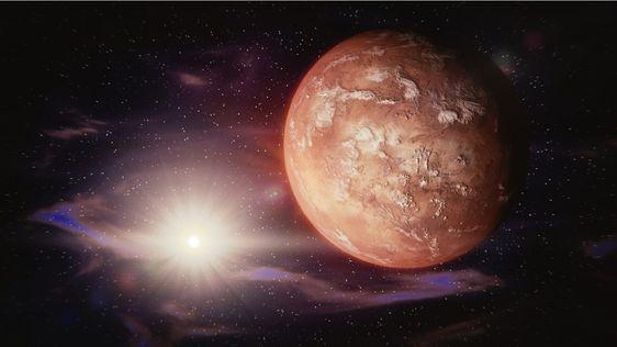 Ретроградный Марс в овне 2020