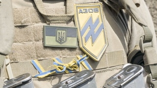 AZOV - On the front lines with Ukraine's elite infantry